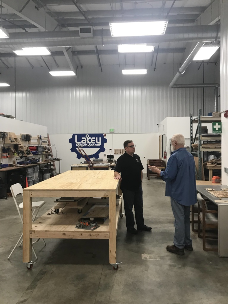 Lacey Makerspace The Trades In Action Capital Heating